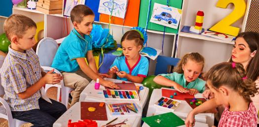 Kindergarten And First Grade Reading And Math Comprehension Assessment