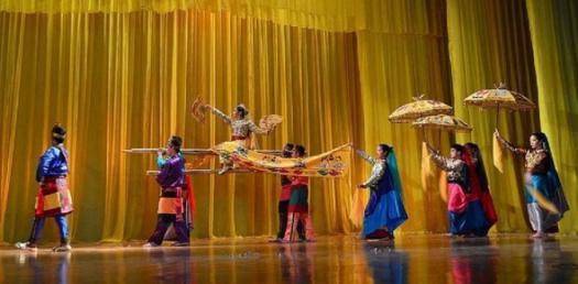 Film Showing-philippine Folk Dances
