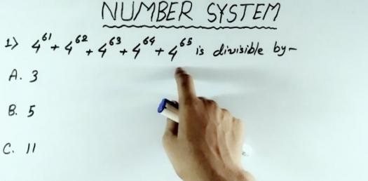 Number System Math Practice Test! Quiz