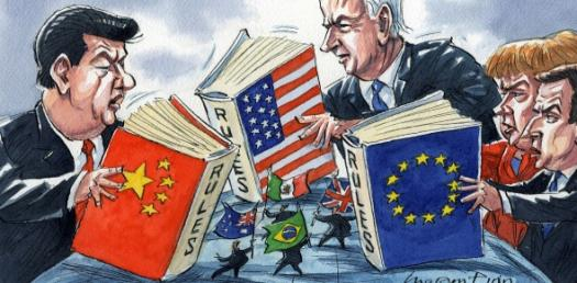 Quiz: Globalisation And Finance