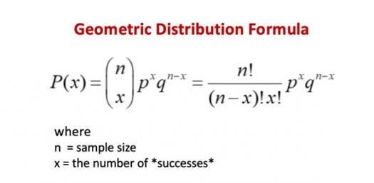 5.7b Statistics - Geometric Probabilities