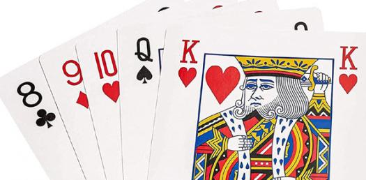 Which Card Are You In A Deck Of Cards?