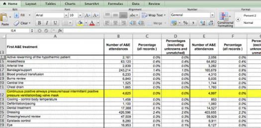 Microsoft Excel - Level 1