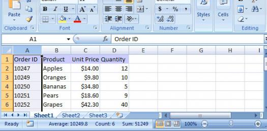 MS Excel Intermediate Test Quiz!