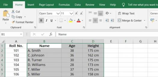 Excel Quiz 2 On Functions And Graphing