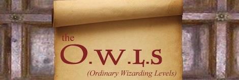 Harry Potter - N.O.M.S