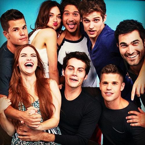 Teen Wolf American Television Series Quiz