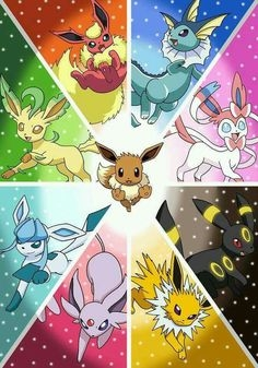 Which Eevee Evolution Are You? Find Out Here!