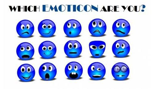 What Emoticon Are You?