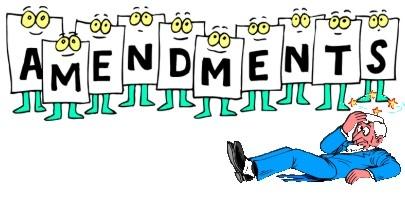 photograph relating to Amendments Quiz Printable named Very first 10 Amendments - ProProfs Quiz