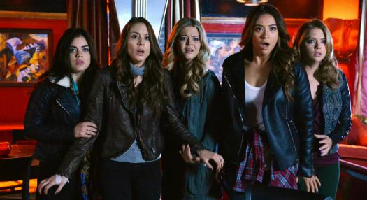 Who Are You In Pretty Little Liars?