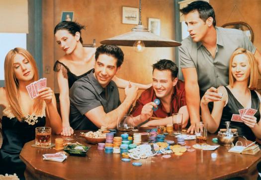 Qual Epis�dio De Friends Mais Reflete Na Sua Vida?