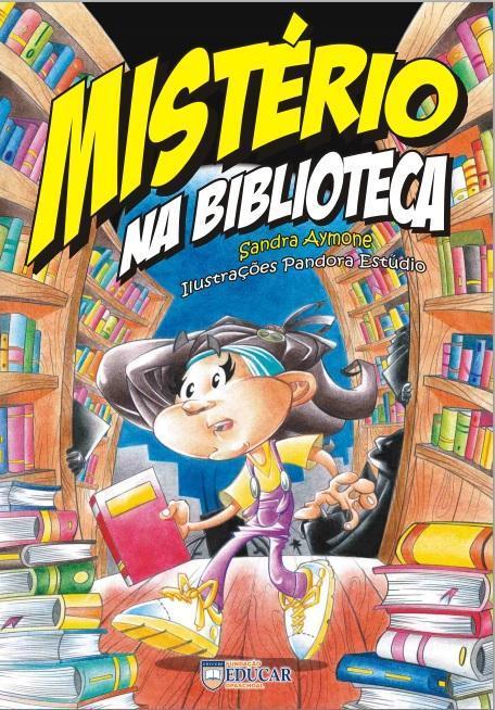 Desafio Conex�o Leitura - Livro: Mist�rio Na Biblioteca!