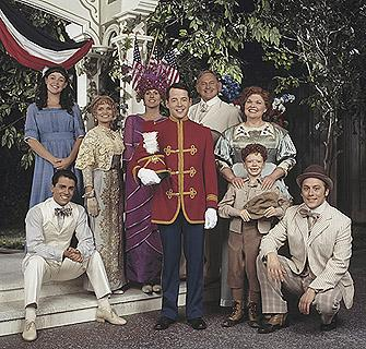 Which The Music Man Character Are You?