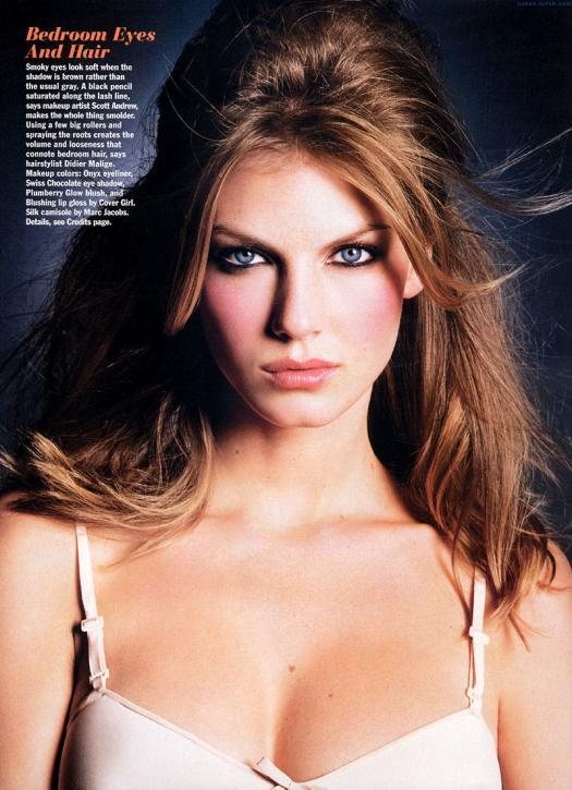 How Well Do You Know Angela Lindvall?