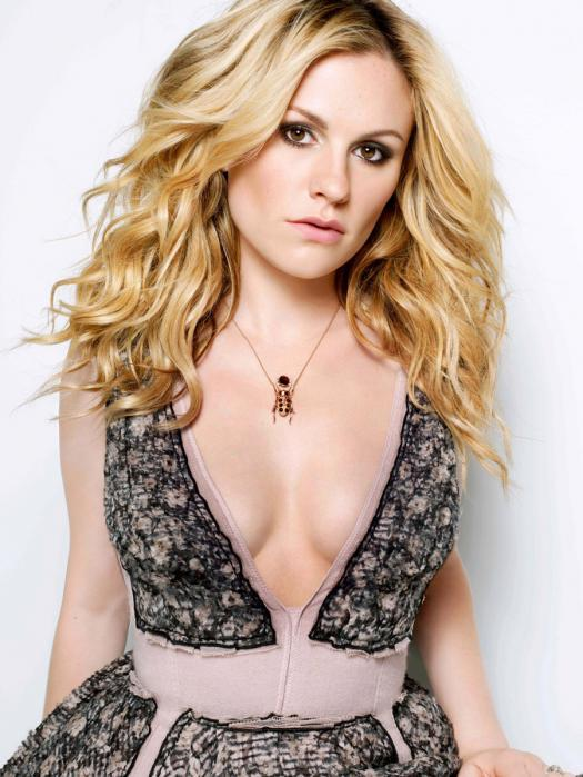 What You Know About Anna Paquin?