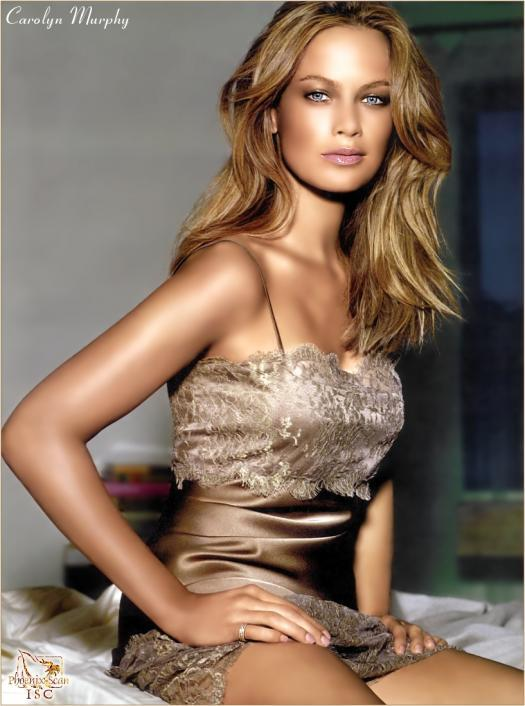What You Know About Carolyn Murphy?