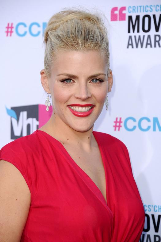 How Familiar Are You With Busy Philipps ?