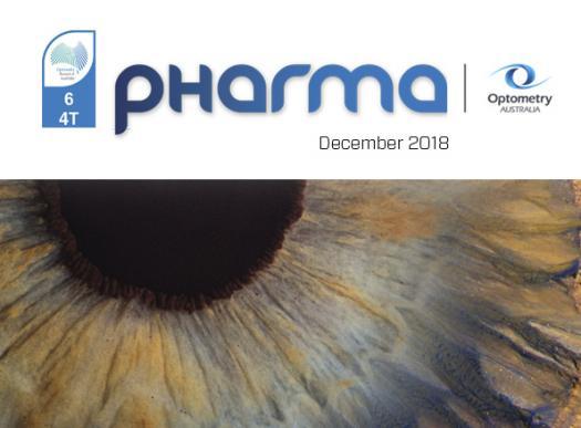Pharma Cpd December 2018