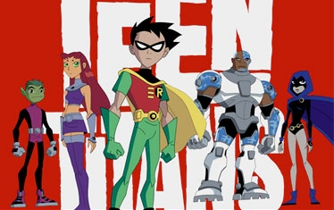 Teen titans quiz 5