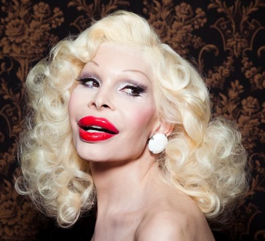 What You Know About Amanda Lepore ?