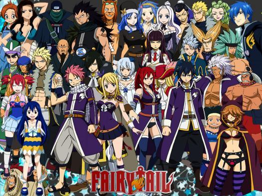 Fairy Tail Character Quiz