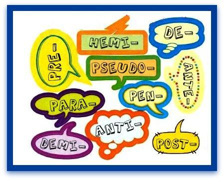 Prefixes E-I Period 5