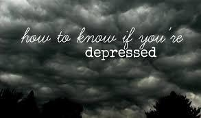 How To Know If You Re Depressed