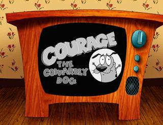Which Character From Courage The Cowardly Dog Are You?