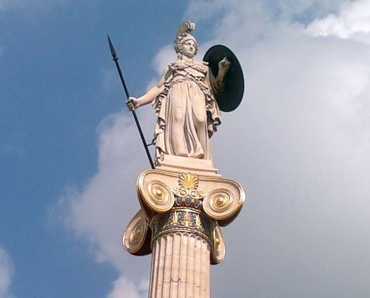 Female Greek Gods