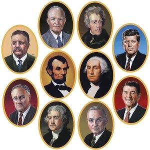 First 5 Presidents - ProProfs Quiz