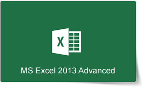Excel Advanced 2013