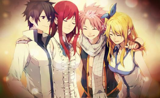 What Female Fairy Tail Character Are You?
