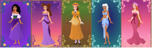 Which (Non-princess) Disney Leading Lady Are You?