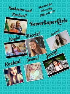 How Well Do You Know Super Seven Girls Channel Proprofs Quiz