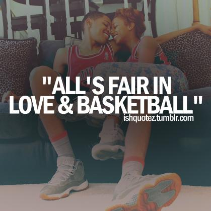 Quotes From Love And Basketball Delectable Love And Basketball Quotes ProProfs Quiz