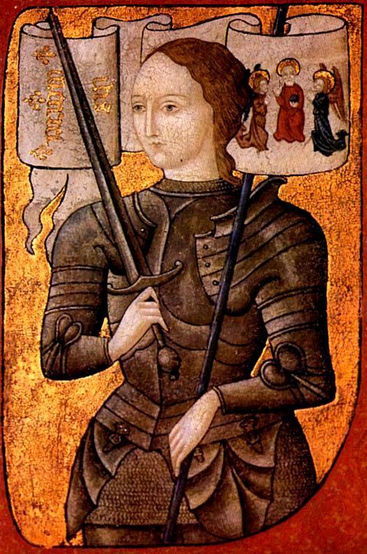 Joan Of ARC Quiz
