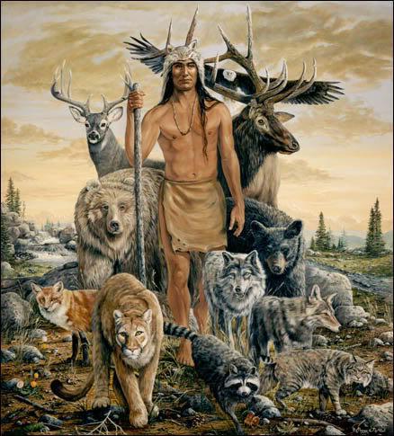 What Is My Native American Spirit Animal? - ProProfs Quiz