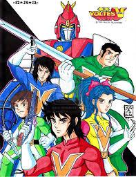 Which Voltes Characters Are You?