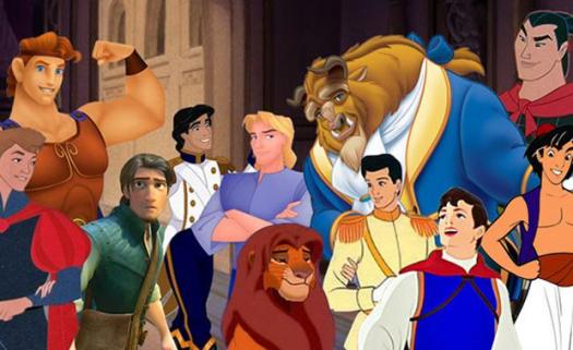 All About Disney Male Characters!