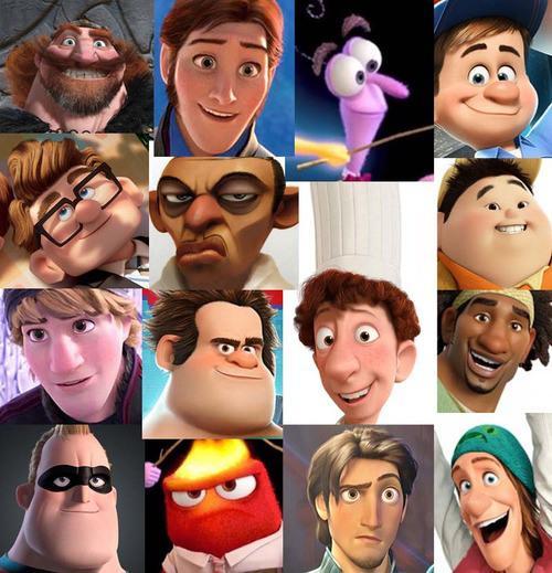 Disney Male Characters Quiz