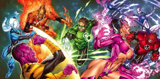 What Lantern Corps Are You?