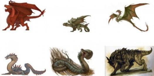 What Types Dragon Are You Quiz?
