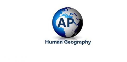 ap human geography textbook pdf