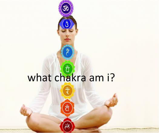 What Chakra Am I?