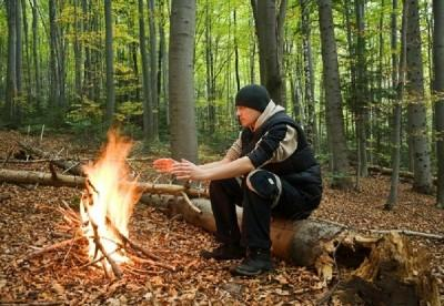 How To Survive In The Woods?