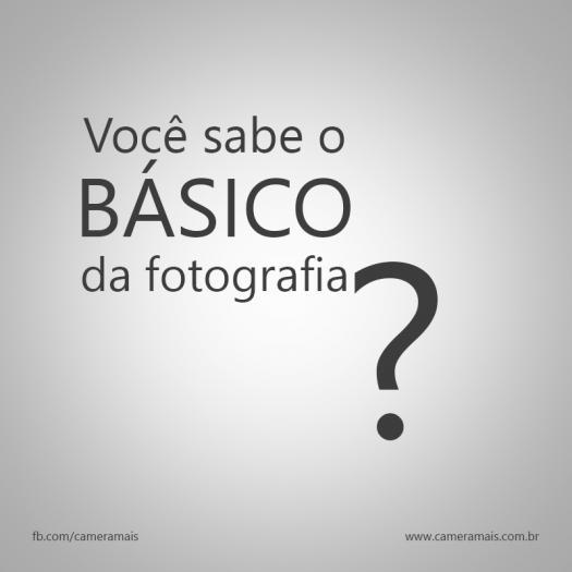 Teste De Conhecimento Fotogr�fico - N�vel B�sico