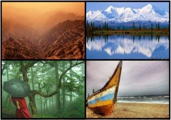 India Geography Quiz