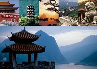 China Geography Quiz