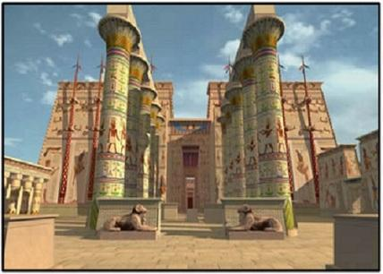 Egypt Temples Proprofs Quiz